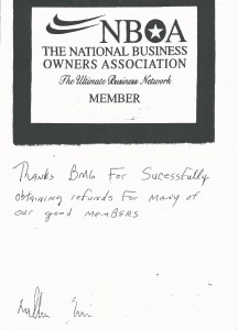 National Business Owners association